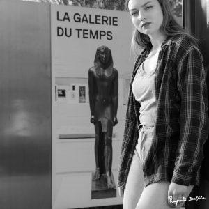 portrait extérieur à Lille