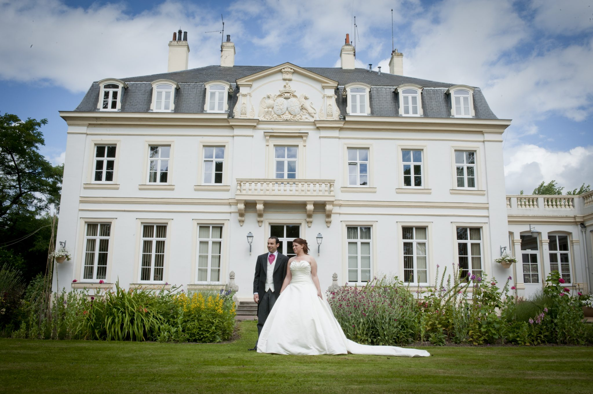 reportage photo mariage chateau