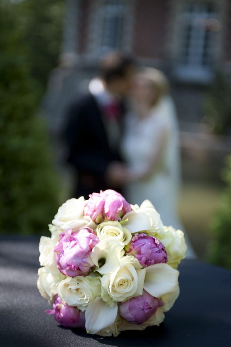 photo reportage couple fleurs