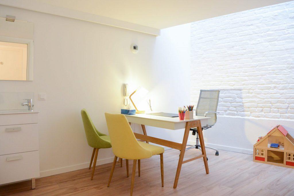 photo d'un bureau pour visuels de communication professionnels