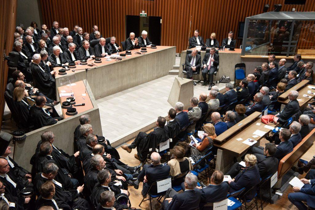 reportage photo corporate Tribunal de Commerce de Lille
