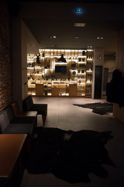 photo du restaurant Le Coq à Lille